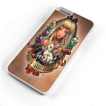 Disney Princess Alice In Wonderland Vintage iPhone 6s Plus Case iPhone 6s Case iPhone 6 Plus Case iPhone 6 Case