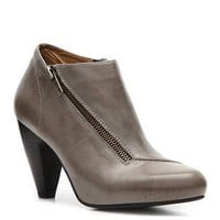 Crown Vintage Zip Tease Bootie