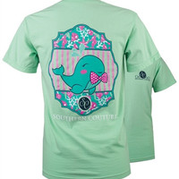 Walter the Whale - Adult T-Shirt