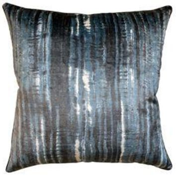 Chicattah Indigo Pillow