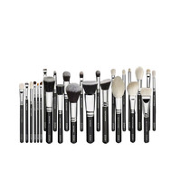 NEW ARRIVAL ZOEVA PROFESSIONAL QUALITY 25 PCS ARTIST MAKEUP SINGLE BRUSH