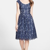 Maggy London Lace Fit & Flare Dress | Nordstrom
