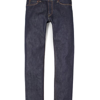 BT-02 Slim Selvage Denim - Raw Indigo - JackSpade