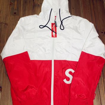 Sports Hot Deal On Sale Alphabet Embroidery Windbreaker Double-layered Baseball [10919464199]