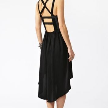 Moto Corset Dress in  What's New at Nasty Gal