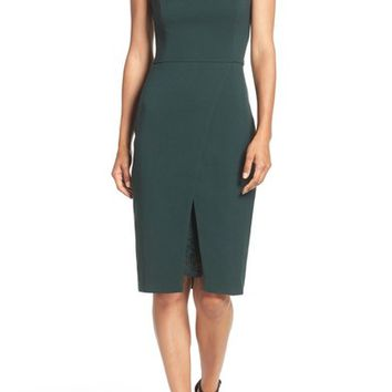 Vince Camuto Midi Sheath Dress | Nordstrom