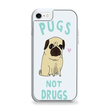 Pugs (not drugs) iPhone 6 | iPhone 6S Case