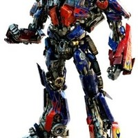 ROOMMATES RMK1089GB Transformers 3 Optimus Prime Peel & Stick Giant Wall Decal