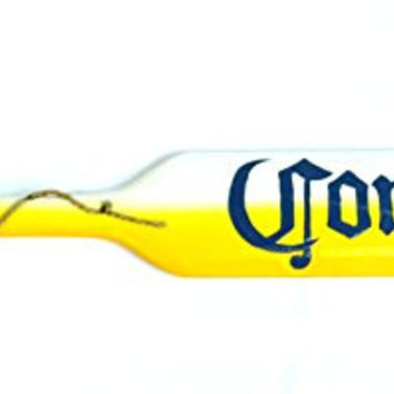 39 in Hand Carved Corona Beer Wooden Wall Hanging Paddle Oar Art Sign Tiki Bar