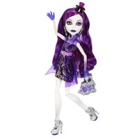 MONSTER HIGH® GHOULS NIGHT OUT™ SPECTRA VONDERGEIST® Doll - Shop.Mattel.com