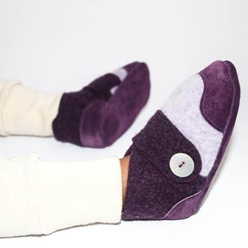 Kids Lambswool Shoes, Toddler Slippers