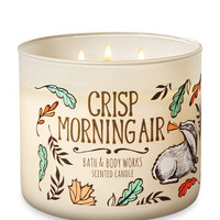 CRISP MORNING AIR3-Wick Candle