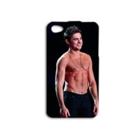 Hot Zac Efron iPhone Case Shirtless Cute iPod Case Funny Award Show iPhone Case iPhone 4 Case iPhone 5 iPhone 5s iPhone 4s iPhone 5c iPod 5