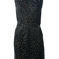 Marc By Marc Jacobs leopard spot dress