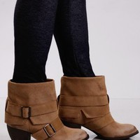 Sergeantin Boot by Mia Shoes in  Shoes Boots at Frock Candy