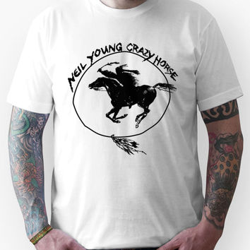 Neil Young Crazy Horse Unisex T-Shirt