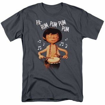 Adult Little Drummer Boy/Drum Beat T Shirt
