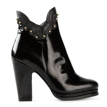 Moschino Cheap & Chic ankle boots