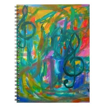 Treble Play Notebook