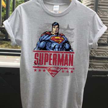 Superman Vintage shirt, heroes shirt, Parody shirt, anime shirt, justice shirt, super hero shirt, funny shirt