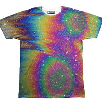 Oil Tye Dye Men's Tee