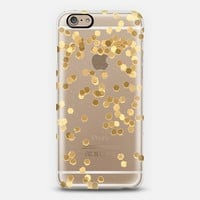 LIMITED EDITION GOLD Transparent iPhone 6 case by Monika Strigel | Casetify