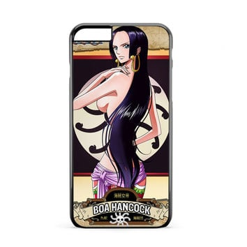 One Piece Boa Hancock iPhone 6 Plus Case