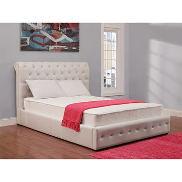 "Walmart: Signature Sleep Contour- 8"" Independently-Encased Coil Mattress, Multiple Sizes"