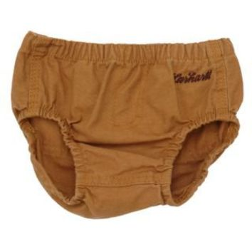 Carhartt® Infants' Brown Diaper Cover