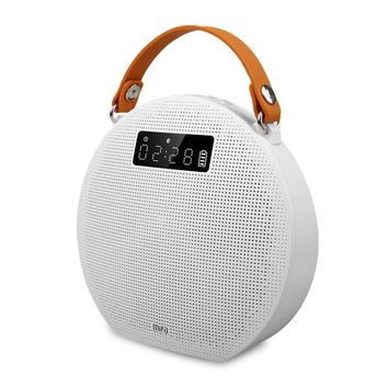 Portable Bluetooth Stereo Speaker 4.0 with Power Bank and LED Display