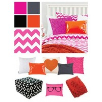 Color Blocked Babe Collection