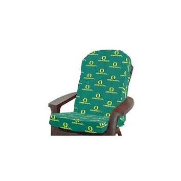 College Covers Ncaa Oregon Outdoor Adirondack Chair Cushion