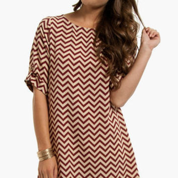 Little Miss Ziggy Shift Dress $43