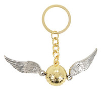 Harry Potter Golden Snitch Key Chain
