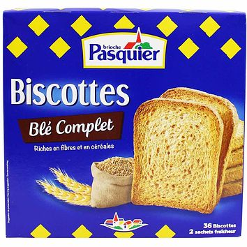 Brioche Pasquier French Toast 10 oz. (300g)