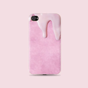 Pretty So Sweet melt Sugar Milk Plastic Hard Case - iphone 5 - iphone 4 - iphone 4s - Samsung S3 - Samsung S4 - Samsung Note 2