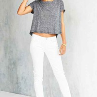 BDG Low-Rise Twig Jean - White