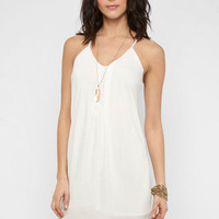 String Along Dress in Off White :: tobi