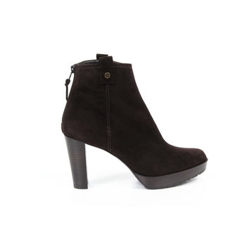 STUART WEITZMAN WOMENS ANKLE BOOT HIPGAL SUEDE COLA