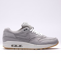 "Air Max 1 Ltr Premium ""Medium Grey"""