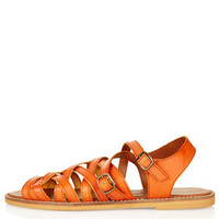 HOLLAND Strappy Sandals - Sale  - Sale & Offers