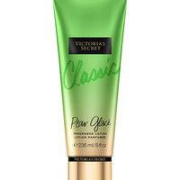 Pear Glacé Fragrance Lotion - Victoria's Secret Fantasies - Victoria's Secret