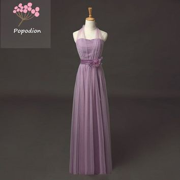 summer bridesmaid dresses long style bridesmaid dress slim fit prom dresses for bridesmaids ROM80018