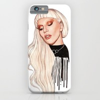 LG x AW iPhone & iPod Case by Helen Green