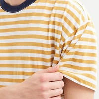UO Even Stripe Tee | Urban Outfitters