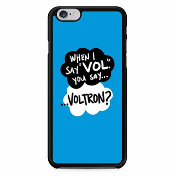Voltron iPhone 6 Case