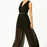 Night Moves Jumpsuit
