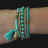 Coastal Wonder Arm Candy