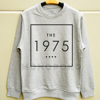 S M L -- The 1975 Shirts Music Shirts The 1975 Sweatshirt Gift Sweatshirt Tee Jumpers Long Sleeve Sweater Unisex Women TShirts Men TShirts