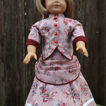American Girl Doll Clothes,American Girl Dresses,American Girl Victorian Dress,Girls/Kids,Dolly and Me,Our Generation Doll,18 inch Doll